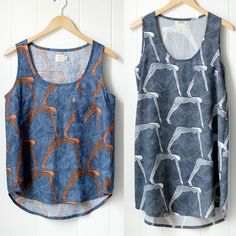 Make a few more Wiksten tanks using my enlarged pattern. Love the French seams! Need lightweight drapey fabric.