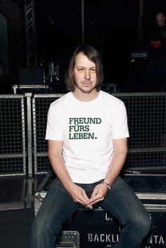 Jeremy Furstenfeld (Blue October) Freund fürs Leben