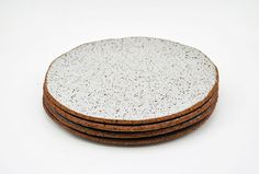 Ceramic Side Plate - Stoneware Plate - Pottery Plate - Ceramics and Pottery - MADE TO ORDER