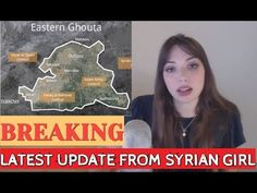 "(2) BREAKING: SYRIANGIRL Explains Who Is Behind The Latest ""Chemical Attack"" In Douma, Syria - YouTube"