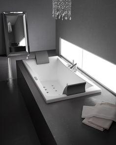 Concerto di Grandform #vasca #idromassaggio #bathroom