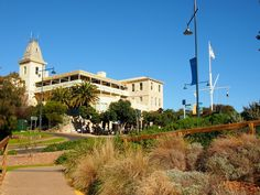 Top 10 Seaside Holiday Destinations in Victoria - MelbourneSorrento Hotel on the foreshore overlooking Port Phillip Bay