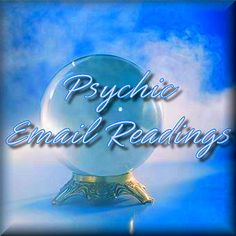 Psychic Healer Christine Email Readings - Email readings are great for when you need a quick answer http://www.psychichealerchristine.com/psychic-email-readings.php @Christine Hp Scarlet