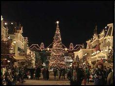 [FR / EN] Le 1er Noel de Disneyland Paris en 1992 - 1st Christmas at Dis...