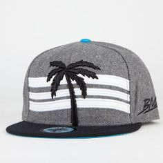 BLVD SUPPLY Ocean Mens Snapback Hat. It is a cool snapback with style. It will help to protect my head.