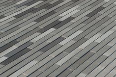 plank paving Concrete Paving, Paving Slabs, Paving Stones, Outdoor Paving, Outdoor Tiles, Landscape Architecture, Landscape Design, Paving Texture, Modern Driveway