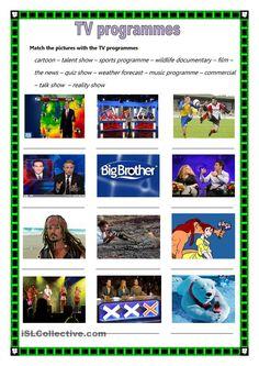 TV programmes