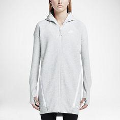 21023ab15d1b Nike Tech Fleece Mesh Cocoon Women s Jacket. Nike.com AU