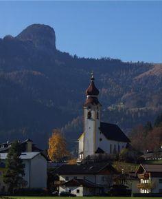 Unken, Kirche Hl. Jakobus der Ältere (Zell am See) Salzburg AUT