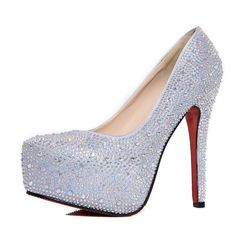 2f2a151e3e3a Wedding High Heels for Women 31. Wedding High HeelsRhinestone Wedding  ShoesBridal ShoesBridesmaid ShoesWomen s PumpsRed ...
