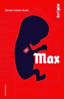 Max, Sarah Cohen-Scali. Fascinant