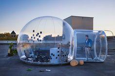 Bathroom Bubble: Urban // Pop up my Bathroom