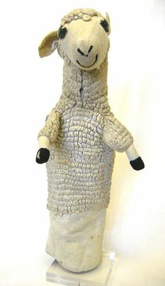 Hand-puppet | Laurey, Joy | V&A Search the Collections