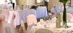 Fabulous function room in Yorkshire hotel