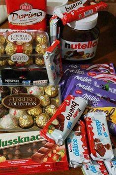 1000+ images about Milka, kinder, chocolate, bombon, sugar, food ...