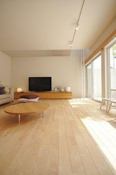 Home Interior Design — neat Interior Design Home Minimalist House Design, Minimalist Room, Minimalist Interior, Minimalist Architecture, Japan Interior, Japanese Interior Design, Living Room Korean Style, Japanese Style House, Interior Exterior