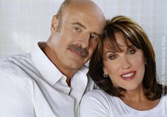 I think they are a beautiful/inspiring couple. Phil & Robin McGraw
