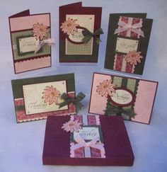 Stamping Moments: Paisley Petals Stamp Class....