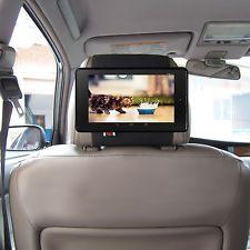 Car Headrest Mount Holder Sleeve Travel Case Cover For Google Nexus7(2ND GEN)