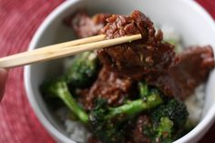 Beef and Broccoli--Just made this recipe and it is GOOD! The only change I made is to use half terriyaki sauce and added a dash of sesame oil. KEEPER!