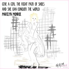HAUTE SKETCH BLOG / DESIGNSBYBC: The Latest From FASHCOM: Marilyn Monday, Travel In Style (lfs #8), Pearl In Versace