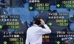 انخفاض الأسهم اليابانية للجلسة الثانية على التوالي…: أنهت الأسهم اليابانية تعاملات الأربعاء منخفضة لتسجل ثاني خسارة يومية على التوالي، بفعل…