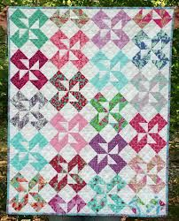 pinwheel star quilt block - Google Search