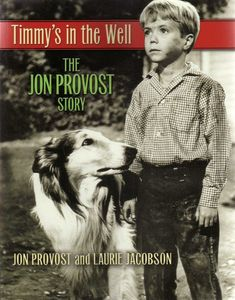 Provost's book tells the story of his life: From Lassie to present.