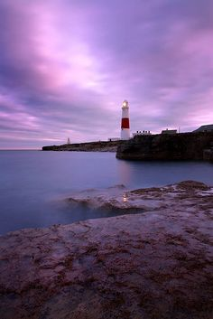 Portland Bill Lighthouse by Adam Clutterbuck on Flickr.
