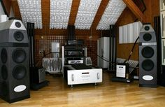 Audio Physic Cerubin speakers
