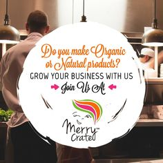 Want to grow your healthy business? Become a Merry Maker!! Don't let another hour pass by! Just follow 4 easy steps and sell on Merry Crate.