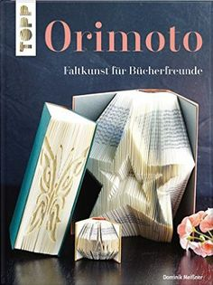 orimoto schriftzug book origami origami produkte und. Black Bedroom Furniture Sets. Home Design Ideas