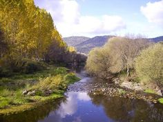 Parque Natural de La Sierra de Andújar. #Jaén