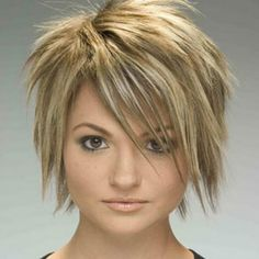 ten Hair Mistakes That Make You Appear Older and How to Fix Them   2015 Hairstyle Ideas  I LOVE THIS CUT. I can see it straight or style with gel.