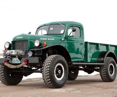 The Legacy Power Wagon. As the name suggests, it isn't new, but with only a handful crafted per year--by artisan auto mechanics at Legacy Classic Trucks in Jackson Hole, Wyoming--it remains one of the truck world's most coveted and collectible. Each Le