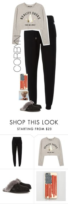 """""""His Favorite Outfit on You     4/5"""" by directioner-four-ever on Polyvore featuring Kenzo and UGG Australia"""