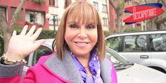 Se prenden los motores de #ElDescapotable con la alcaldesa de Renca, Vicky Barahona por #ViaX