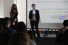Orixa Media chez Google Paris.