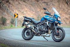 New Triumph Tiger 800 XC looks like hell of a bike Triumph 1200, Triumph Tiger 800 Xc, Triumph Motorcycles, Custom Motorcycles, Indian Motorcycles, Custom Bikes, Bobber Motorcycle, Girl Motorcycle, Motorcycle Quotes