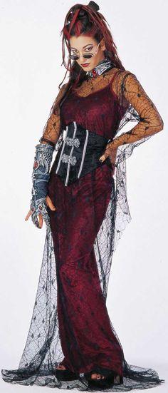 Fürstin des Todes Kostüm Gr. 36-38 S/M | Contessa de Muerte Covenant Kostüm | horror-shop.com