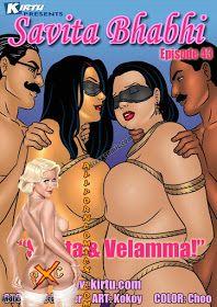 Savita Bhabhi English Episode- 43 Free Download