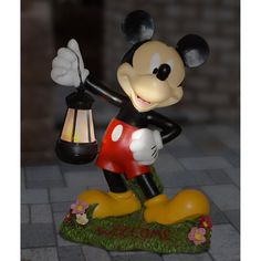 Mickey Lantern Statue - LED Lighted | from hayneedle.com