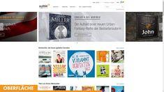 Audible jetzt kostenlos testen HD  DEUTSCH Dein kostenloses Hörbuch Fantasy, Author, Deutsch, Life, Fantasy Movies, Fantasia