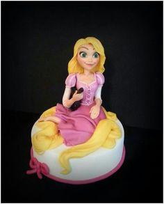 Repunzel Birthday Cake ♡