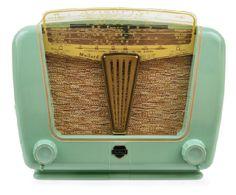 Mullard model Mas 1060 B Radio Australian, circa 1952, No.…