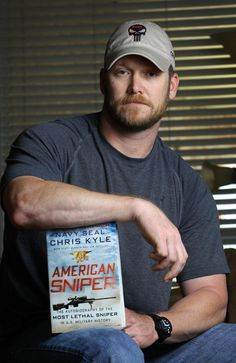 Chris Kyle's best seller told of his military exploits from 1999-2009.