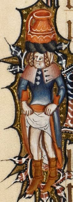 Detail Egerton MS 3277 Date 2nd half of 14th century Title Psalter and Hours (the 'Bohun Psalter') f.162r