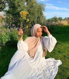 Modest Outfits Muslim, Modest Fashion Hijab, Modern Hijab Fashion, Muslim Fashion, Hijab Fashion Summer, Hijabi Girl, Mode Hijab, Mode Inspiration, Mode Style