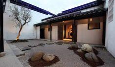 苏州隐庐别院丨中国最有禅意的民宿
