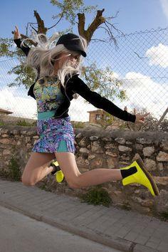 Aminta wearing our Kate Wig #WonderlandWigs #wig #wigs #wiggingit #hair #hairandbeauty #customerpic #selfie #bblogger #blog #review #fashionista